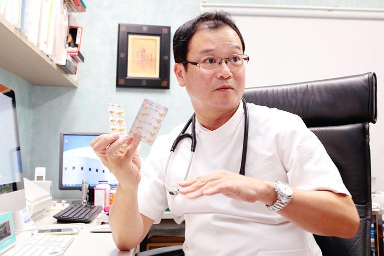 ED治療薬は必ず医師からの処方を受けて服用するようにしてください